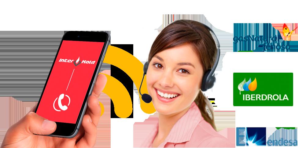 atencion telefonica servicio técnico de calderas Ferroli Fuenlabrada