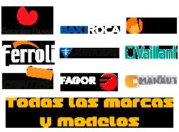 servicio tecnico de calderas Roca, BaxiRoca, Saunier Duval,Cointra, Ferroli, Domusa, Vaillant y Fagor en Mostoles