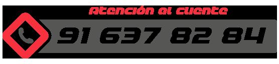 telefono atencion cliente servicio tecnico Domusa Mostoles
