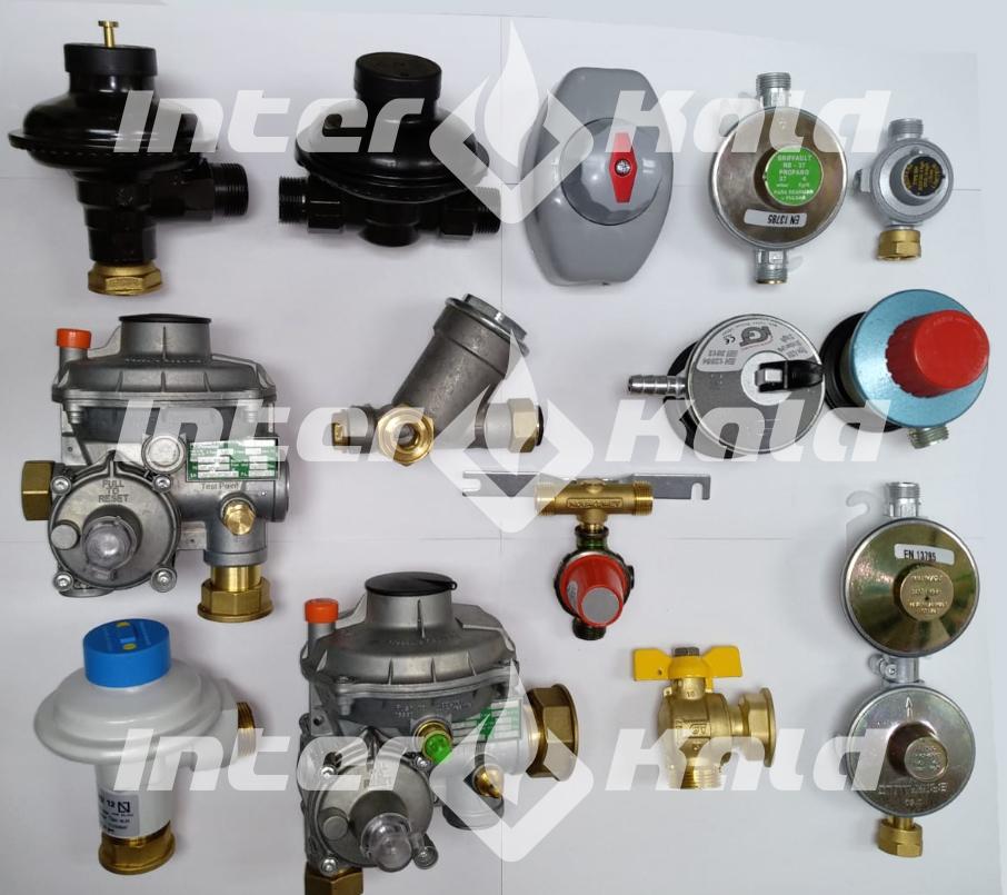 Modelos de reguladores de gas natural disponibles en nuestro servicio técnico Móstoles