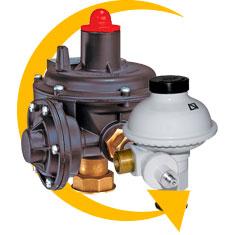 Reparación y sustitución de reguladores de gas natural, propano y butano en Móstoles