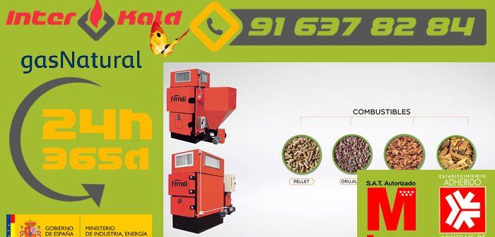 Equipos de biomasa como estufas de pellets