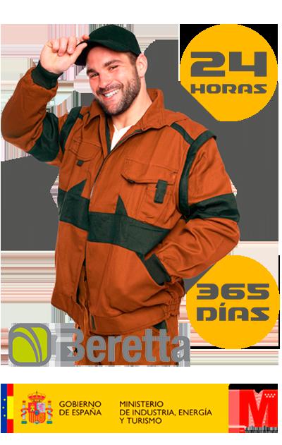 Experto reparación de calderas Beretta en Móstoles