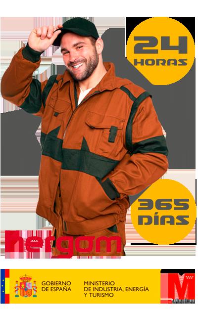 Experto reparación de calderas y estufas Hergom en Móstoles