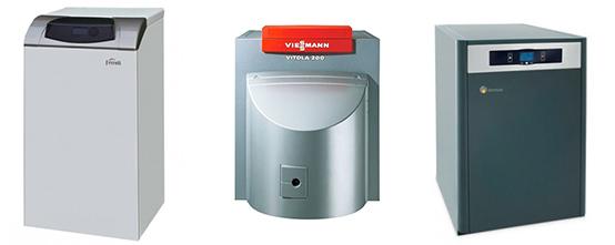 reparación de calderas de condensación a gasoil en Móstoles